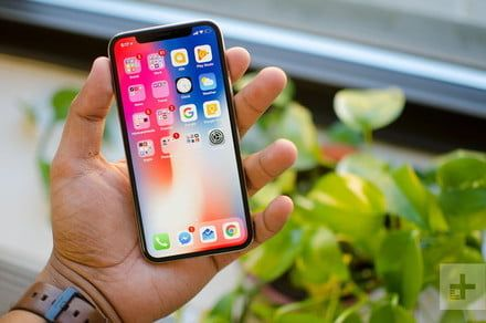Here's how to take a screenshot on an iPhone X