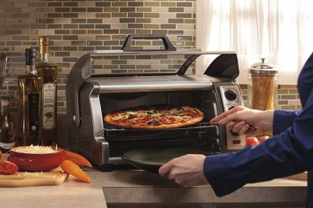 We're lovin' these toaster ovens that do way more than brown bread