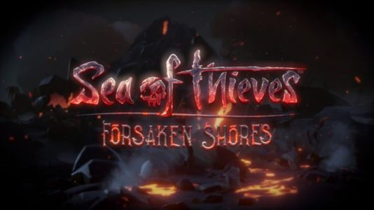 Sea of Thieves:  le DLC Forsaken Shores est repoussé