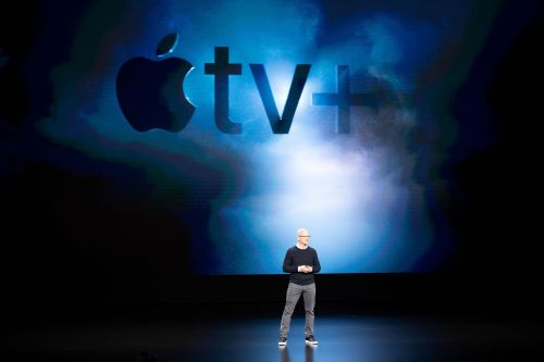 Apple TV Plus will launch in India for $1.40 a month