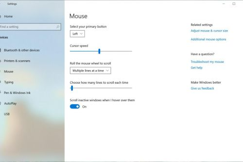 New Windows 10 build adds GPU temp monitoring, desktop renaming, and Settings updates