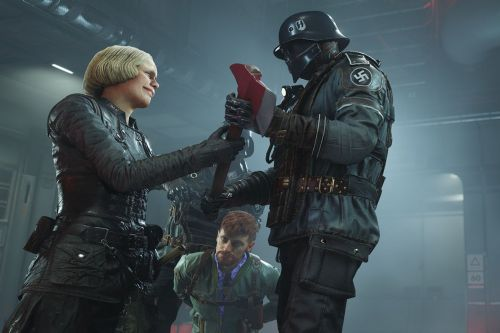 Wolfenstein II is coming to the Nintendo Switch in June