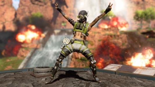 Octane Joins 'Apex Legends' in First Season Battle Pass