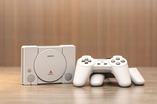 The PlayStation Classic has a secret debug menu that can be reached with specific keyboards