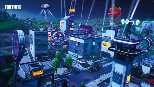 Look out! Where to find public service announcement signs in Fortnite
