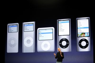 Apple kills off iPod Nano and Shuffle, the last of the non-touch iPods