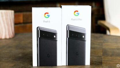 Did you pre-order Google's Pixel 6/6 Pro?