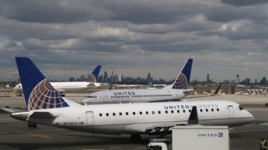 Flights Grounded at Newark Airport After Two Drones Spotted Flying Nearby