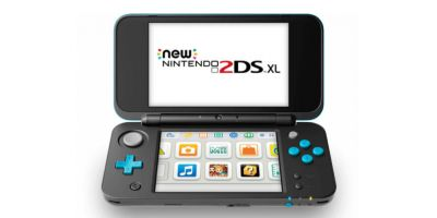Nintendo packs big screens into its small new $150 2DS XL