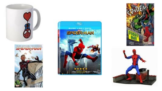 With Great Power Comes A Great Spider-Man Gift Guide