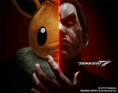 Eevee Joins The Cast Of Tekken 7