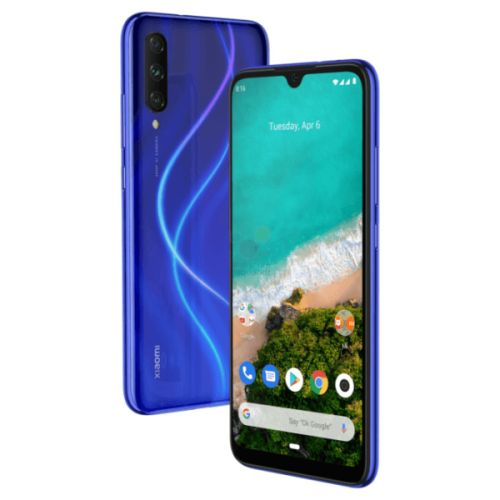 Xiaomi Mi A3 Tipped To Come With An In-Display Fingerprint Scanner, Triple Camera System