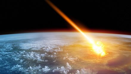 Dinosaurs never stood a chance after asteroid impacts doubled 290m years ago