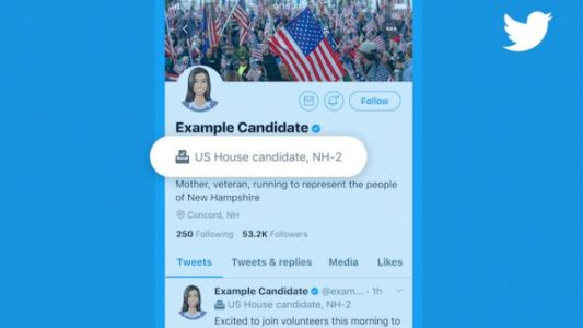 Twitter Brings Back Candidate Labels Ahead of 2020 U.S. Elections