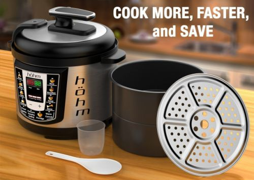 Amazon sale gets you a 1,000 watt multi-function pressure cooker for $80