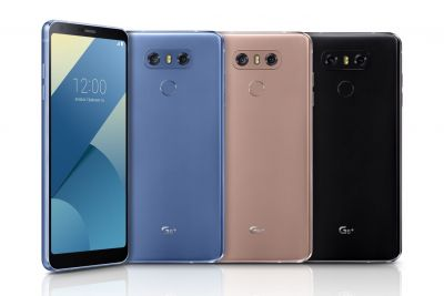 LG G6+ with Qi wireless charging, 128GB storage and G6 32GB variant announced