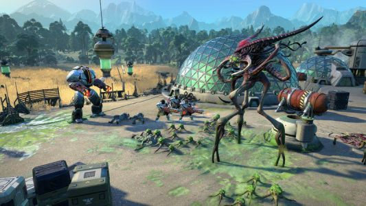 Strategy game 'Age of Wonders: Planetfall' goes up for preorder on Xbox One