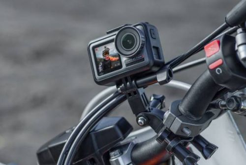 DJI Osmo Action camera: A twin-screen attack on GoPro