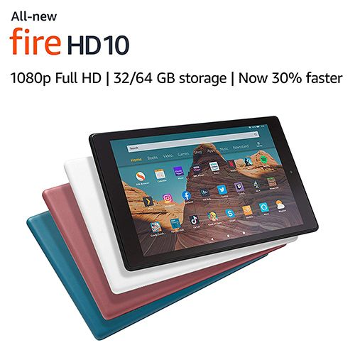 UK Daily Deals: Preorder All-new Amazon Fire HD 10 Tablet for under £150