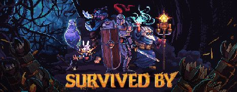 Now Available on Steam Early Access - Survived By