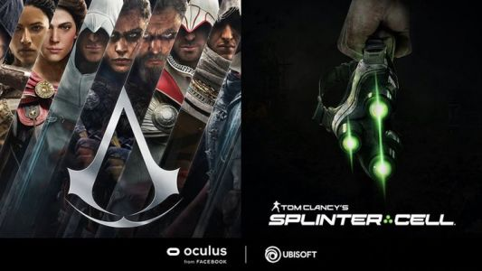 Assassin's Creed VR and Splinter Cell VR confirmed by Ubisoft job listings
