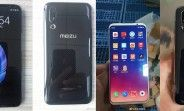 Meizu 16s big leak surfaces a day before its announcement
