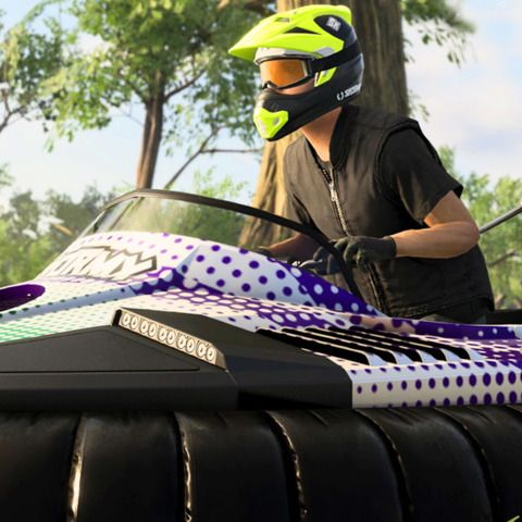 The Crew 2's Gator Rush DLC Has Us Racing Hovercraft