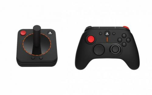 Atari VCS Classic Joystick blends the old with the new