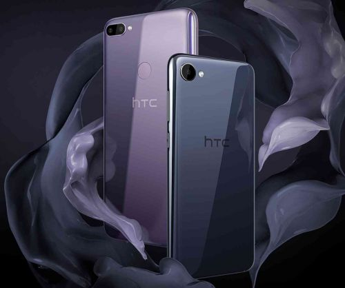 HTC Desire 12 and Desire 12+ feature liquid surface designs, 18:9 displays