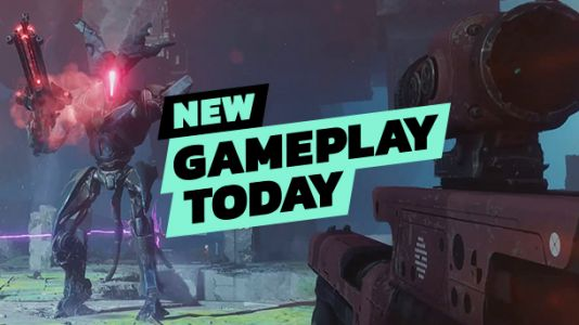 New Gameplay Today - Destiny 2 PC