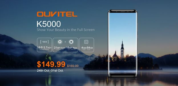 Oukitel K5000 Presales Kick Off at $149.99 - Here are 8 Selling Points