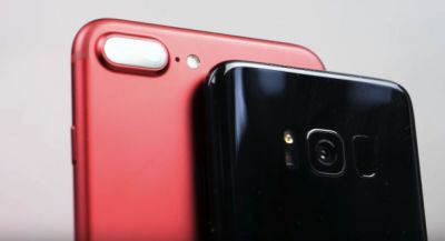 Galaxy S8 vs. iPhone 7 Plus: The most detailed camera shootout we've seen