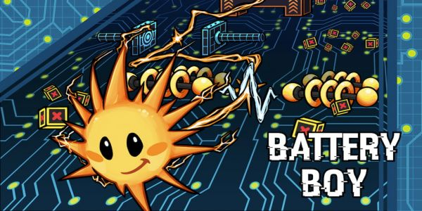 Battery Boy is an endless runner that changes depending on the charge your phone has left, available now for Android and iOS