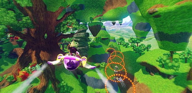Sonic & All-Stars Racing Transformed turned the mascot racer into serious competition