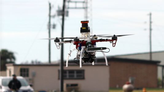 MIT Mapping System Makes Drones Self-Aware