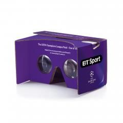 BT Sport giving away free VR headsets ahead of Champions League final
