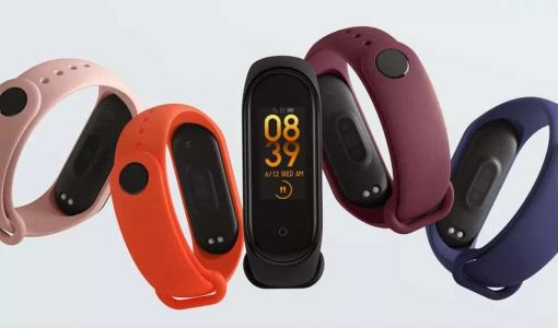 Mi Band 4: the NFC version is now available outside Of China