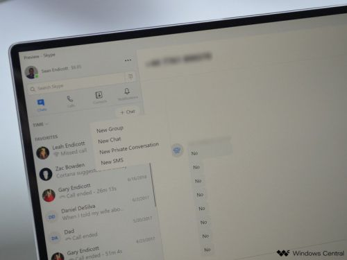 Skype losing SMS Connect in favor of Your Phone app in August
