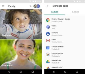 Google launches Family Link parental control service in Canada