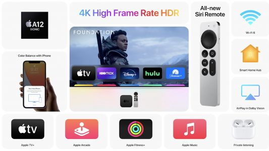 New Apple TV 4K 2021 UAE price and release date