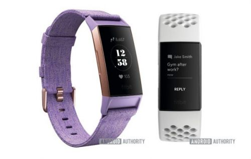 Fitbit Charge 3 leak hints at massive changes