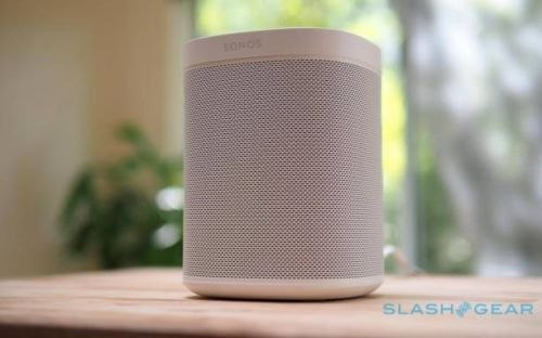 Sonos speakers now let Alexa control your Apple Music