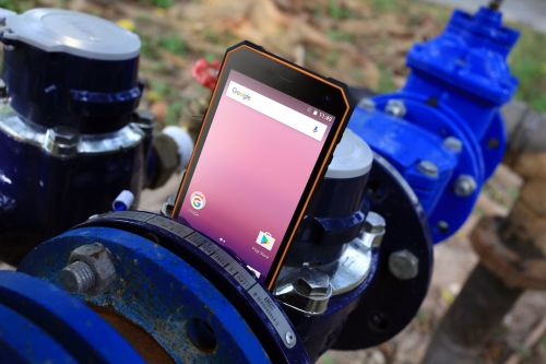 Watch: NOMU S10 Pro Rugged Phone Beer Crash Test