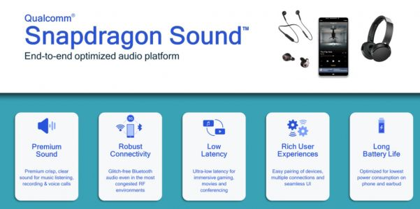 Qualcomm aims to enhance your listening experience with Snapdragon Sound tech