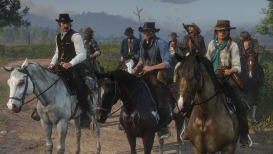 Red Dead Redemption 2 companion app launches this week