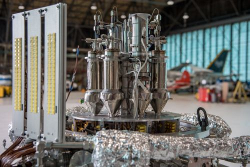 NASA is testing tiny nuclear reactors that can sustain life on Mars