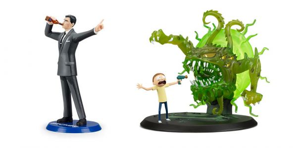 Comic-Con 2018: Rick And Morty, Archer Exclusive Figures From Loot Crate Revealed For SDCC