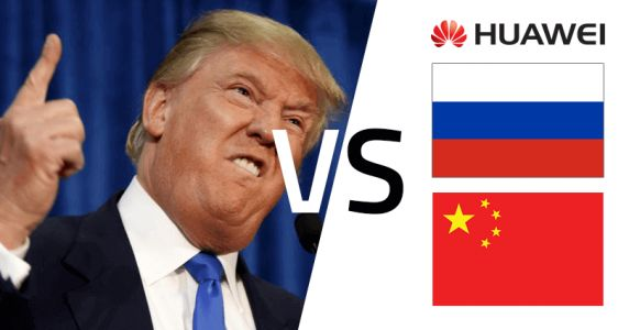 The US requires Qualcomm, Intel, ARM, and others to stop trading with Huawei