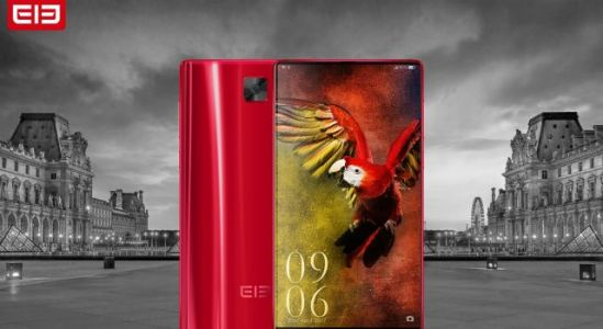 Elephone S8 in Red Limited Edition Pre-Orders Kick Off