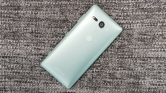 Sony Xperia XZ4 Compact renders show a dated design